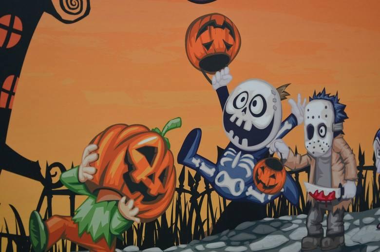 Halloween i ciasto duszy