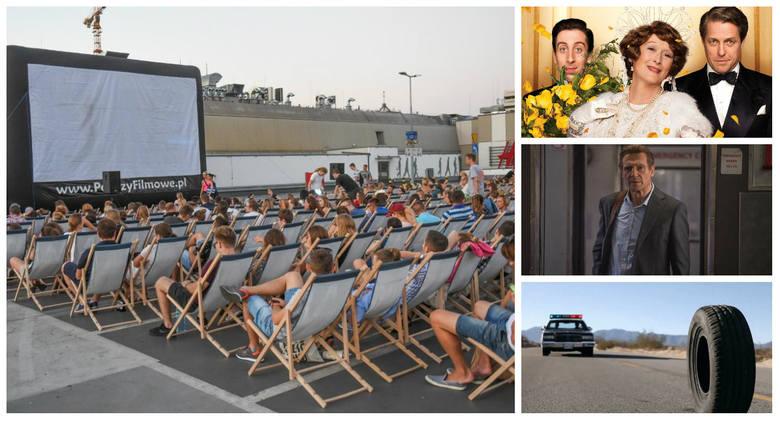 """Od piątku do czwartku w poznańskich kina """"pod chmurką"""" będzie można obejrzeć wiele ciekawych filmów. Wzorem ubiegłych tygodni, darmowe"""