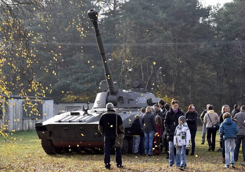 To świetna informacja dla miłośników militariów i ciężkiego wojskowego sprzętu - Muzeum Wojsk Lądowych w Bydgoszczy uzyskało nowy teren do prezentacji