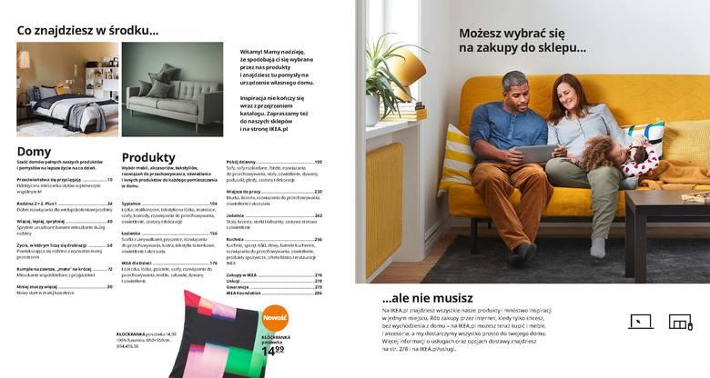 IKEA 2020: Katalog online PL w całości! Zobacz, co nowego w katalogu IKEA 2020