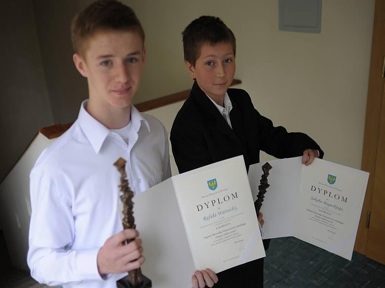 Nagrody marszałka dla najlepszych uczniów, studentów i nauczycieli Opolszczyzny