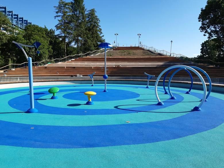 Kraków. Jest decyzja: w tym sezonie wodny plac zabaw w parku Jordana nie będzie dostępny. Wszystko przez pandemię