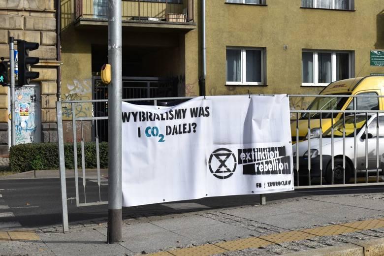 Plakaty Extinction Rebellion