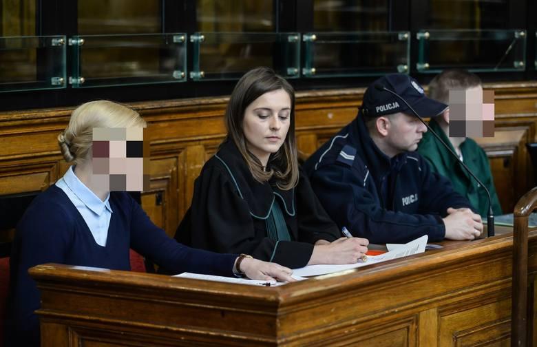 W głównym procesie dotyczącym afery Amber Gold na ławie oskarżonych w gdańskim sądzie zasiedli Katarzyna i Marcin P.