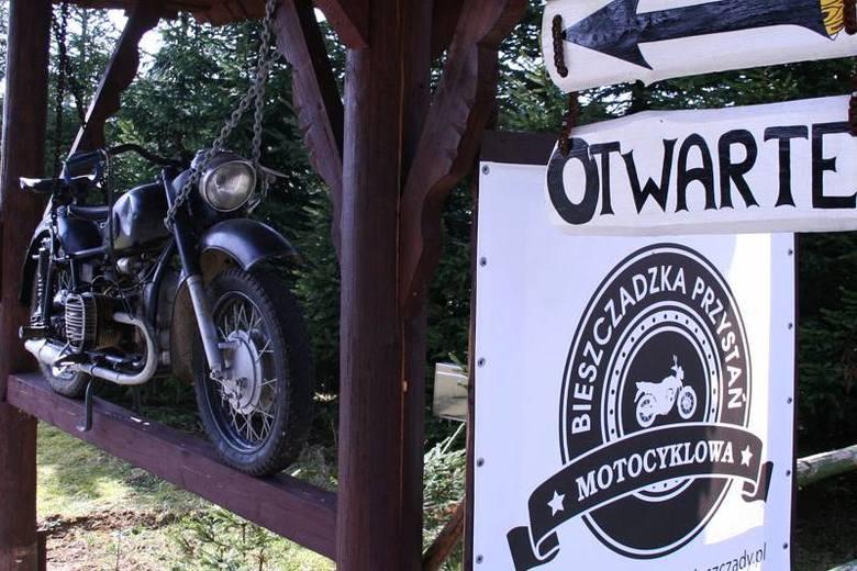 W Bieszczadach rusza sezon motocyklowy [FOTO]