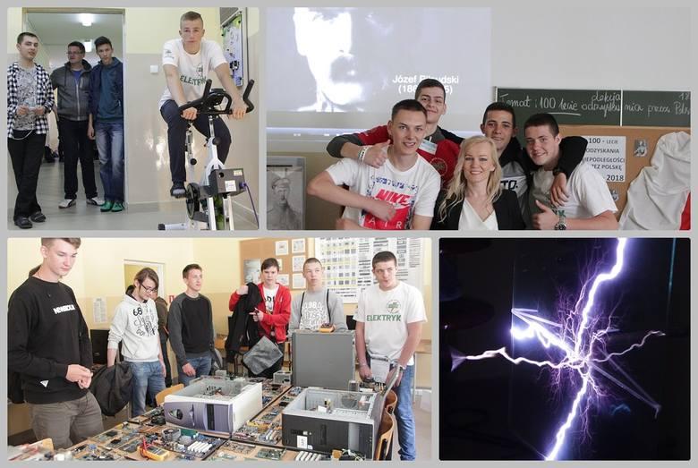 Zespół Szkół Elektrycznych we Włocławku zorganizował Dzień Otwarty. Do udziału zaproszono gimnazjalistów wraz z rodzicami.W piątek zaplanowano wiele