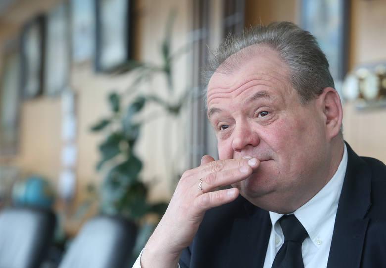 Paweł Brzezicki przestaje być komisarzem w Grupie PŻM