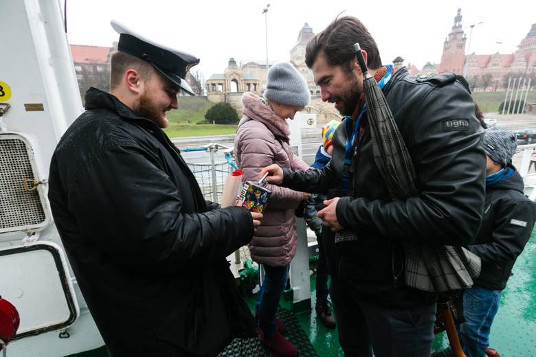 WOŚP 2019 w Szczecinie. Nawigator XXI Akademii Morskiej też gra z Wielką Orkiestrą!