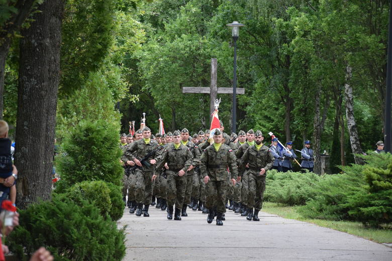 Także Gorzów 1 sierpnia obchodził 75. rocznicę wybuchu Powstania Warszawskiego. Uroczystości odbyły się przy Pomniku Pamięci Armii Krajowej na cmentarzu