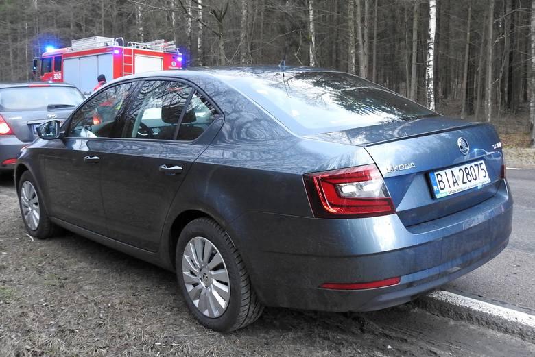 Z tym egzemplarzem skody kierowcy mają częstą okazję zaznajomić się na S8 w pobliżu Białegostoku, DK 8 (w kierunku Augustowa) oraz w samym Białymstoku.Zobacz