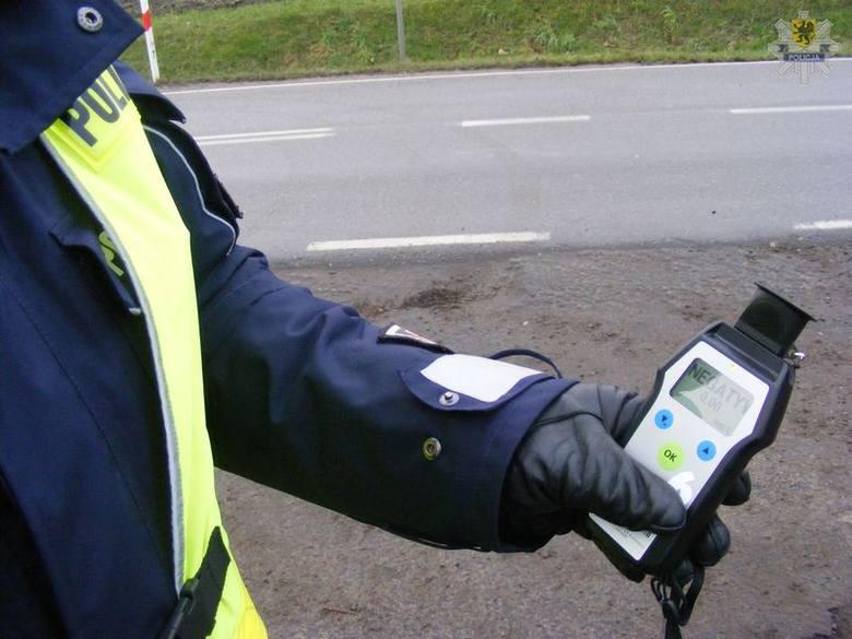 Policjanci z Bytowa w weekend zatrzymali 5 pijanych kierowców
