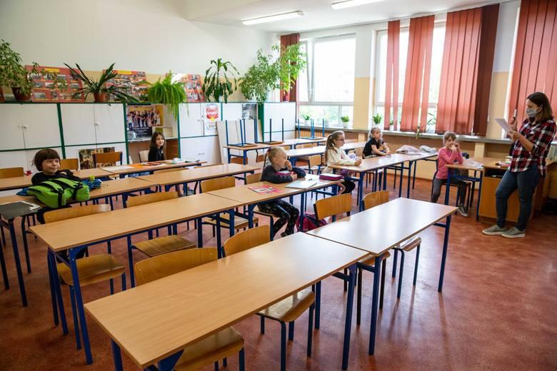 Szkoła Podstawowa nr 9 rozpoczęła zajęcia 25.05.2020
