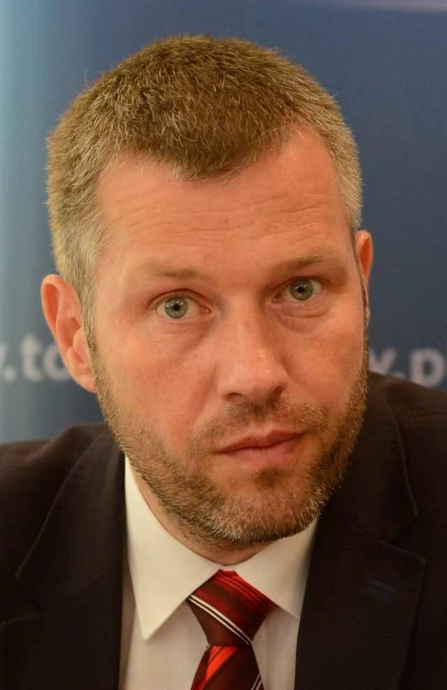 Maciej Rybszleger, zastępca prokuratora okręgowego w Toruniu