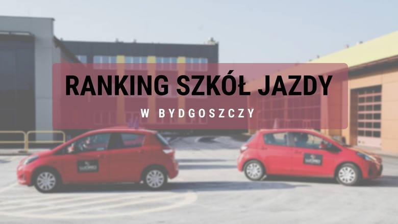 W pierwszym półroczu 2018 roku do praktycznego egzaminu na prawo jazdy w Bydgoszczy podchodzono 6029 razy. Kursanci której ze szkół mieli najlepszą zdawalność?