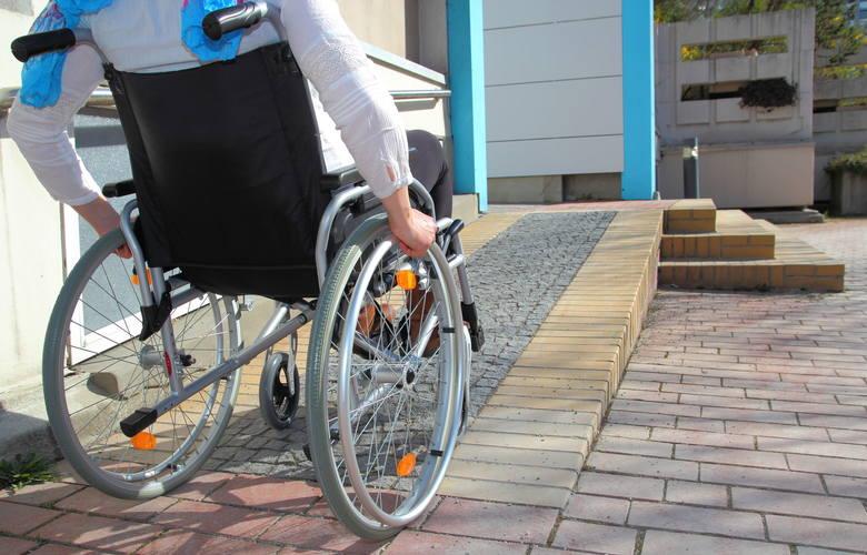 warunki techniczne niepełnosprawni