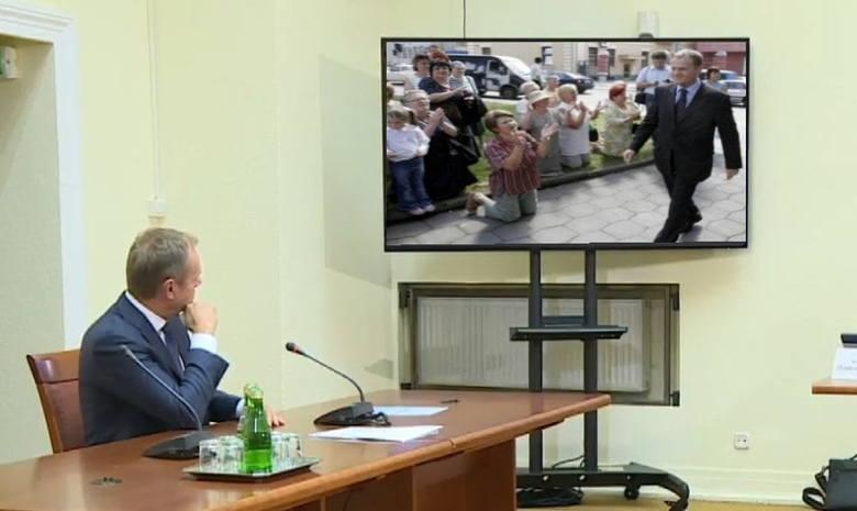 TUSK vs. WASSERMANN. Internauci komentują wczorajsze przesłuchanie. Najlepsze MEMY
