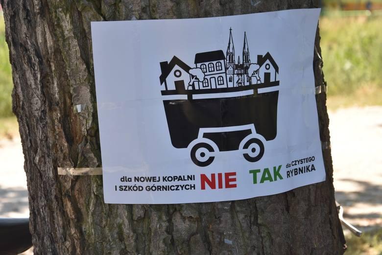 Rybnik i Imielin przeciw fedrowaniu pod miastami. Każdy może podpisać się pod listem do premiera RP