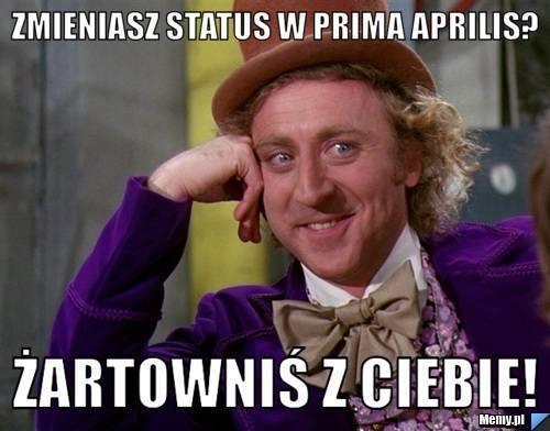 PRIMA APRILIA. Najlepsze żarty, dowcipy na Prima Aprilis [1 KWIETNIA]. Przykładowe żarty i psikusy!