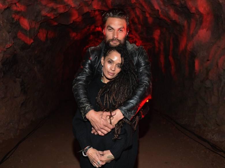 Walentynki 2018: Nie wiedziałeś, że oni są razem. Galeria celebryckich par z Polski i zagranicy.2. Lisa Bonet i Jason Momoa.Ona jest byłą żoną Lenny'ego