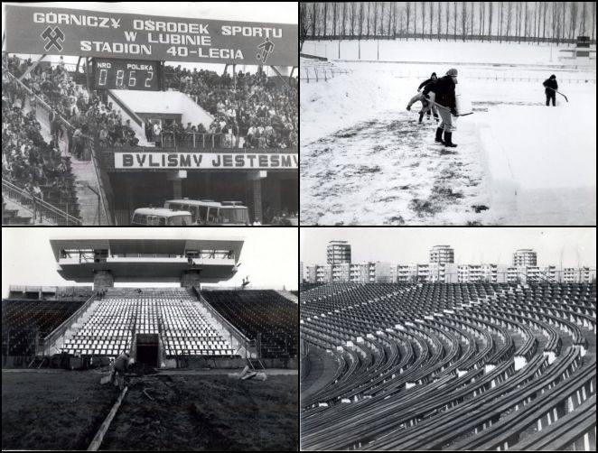 Jak wyglądały dolnośląskie stadiony w poprzednim tysiącleciu? Prezentujemy galerię archiwalnych zdjęć z naszego archiwum. Są tutaj zdjęcia z Oporowskiej