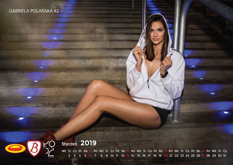 Kalendarz 2019 z siatkarkami Budowlani Łódź. Zobacz piękne zawodniczki łódzkiego klubu.