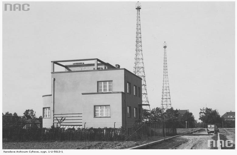 Willa przy ulicy Zbąszyńskiej - 1933 rok