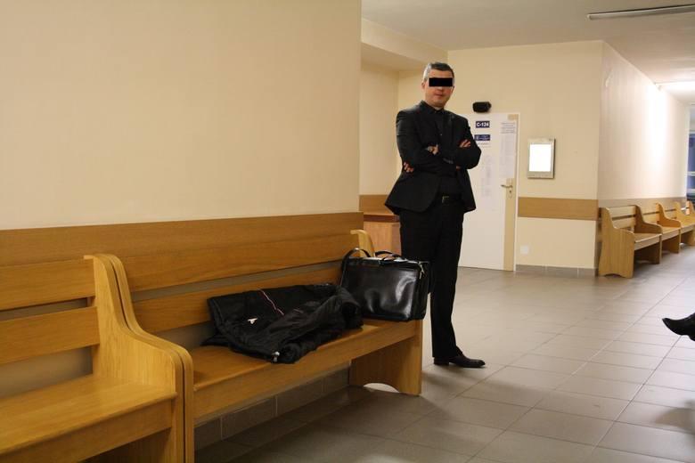 Oskarżony Marek G. czeka na ogłoszenie wyroku przed Sądem Rejonowym dla Krakowa Nowej Huty. Nie przyznał się do winy
