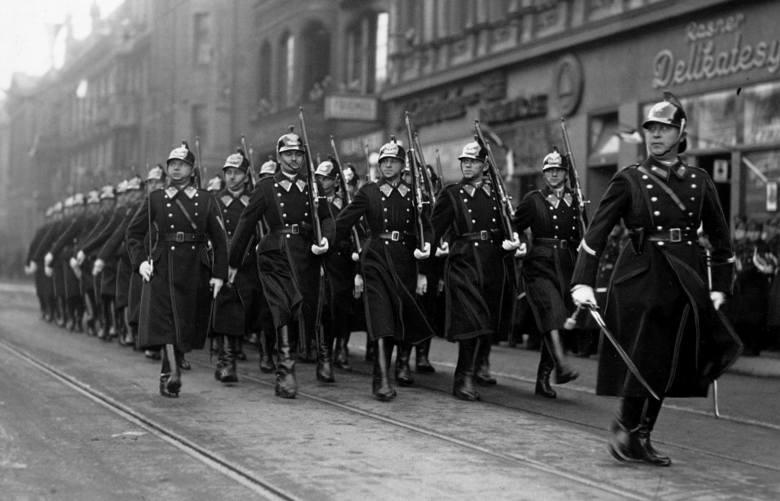 Posiedzenie Sejmu Śląskiego w 1931 r. w 10-lecie plebiscytu śląskiego