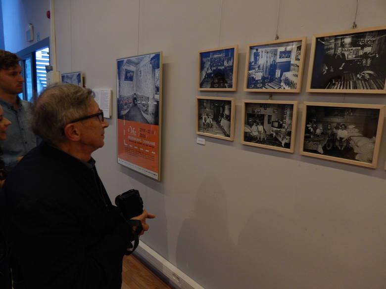 Otwarcie wystaw w ramach Opolskiego Festiwalu Fotografii w Muzeum Śląska Opolskiego.