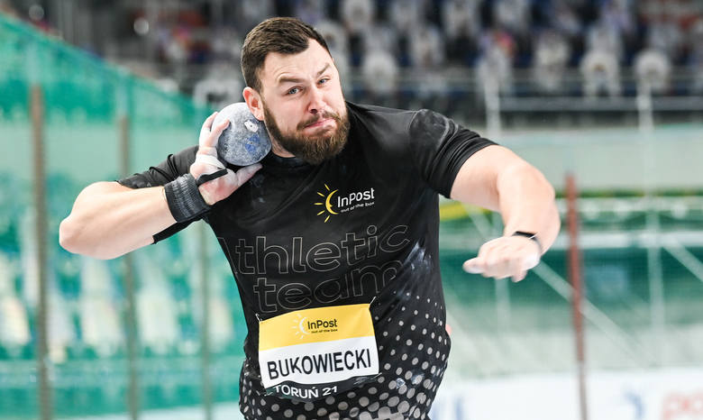 Konrad Bukowiecki cztery lata temu sięgnął po halowe mistrzostwo Europy. W tym sezonie będzie to bardzo trudne