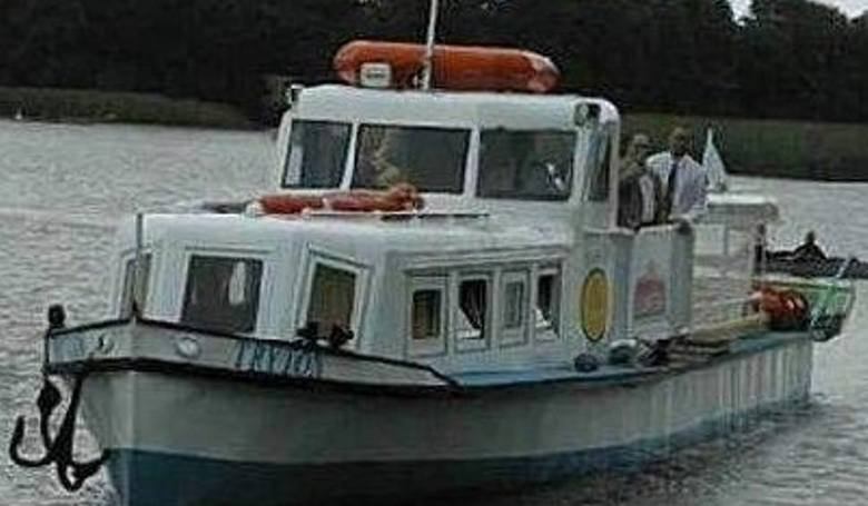 Tryton - statek, którym 20 lat temu pływał Jan Paweł II zatonął