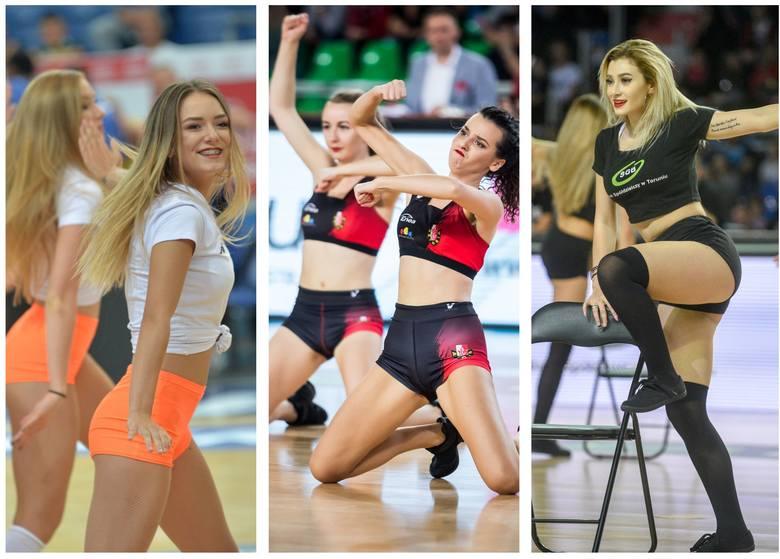 Piękne, wysportowane, świetnie tańczą - to one zagrzewają do walki koszykarzy z naszego regionu. Cheerleaderki Anwilu Włocławek, Enea Astorii Bydgoszcz
