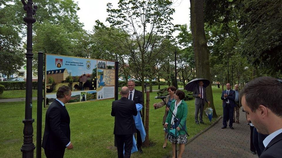 25-lecie partnerstwa Chełmno-Hann.Munden [ZDJĘCIA] - Gazeta Pomorska