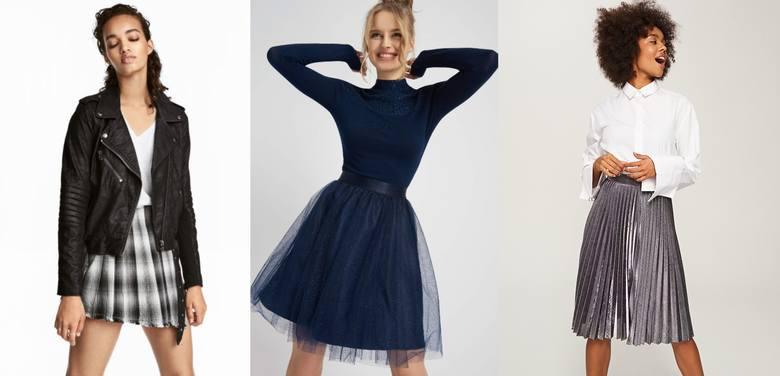 Jakie fasony i kroje będą najodpowiedniejsze na jesień? Które spódnice po latach wróciły do łask i do czego najlepiej je nosić? Sprawdźcie: Jakie spódnice