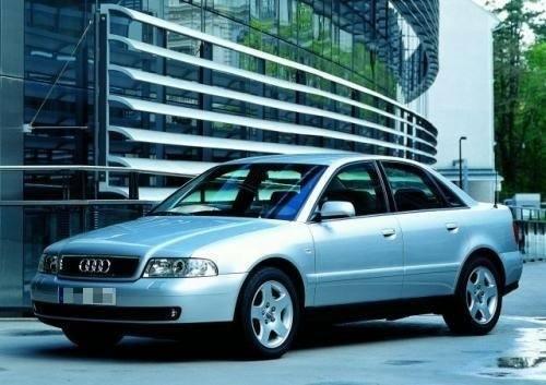Audi A4 B5To następca znanego dobrze Audi 80. Samochód osobowy klasy średniej produkowany prez koncern Volkswagen AG. Model zajął trzecie miejsce w plebiscycie