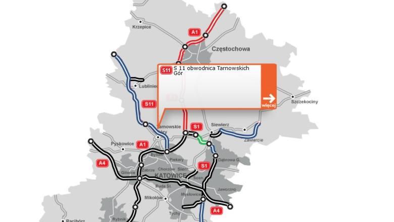 Trasa S11: Katowickie biuro Complex Projekt wykona dokumentację potrzebną do rozpoczęcia budowy trasy S11