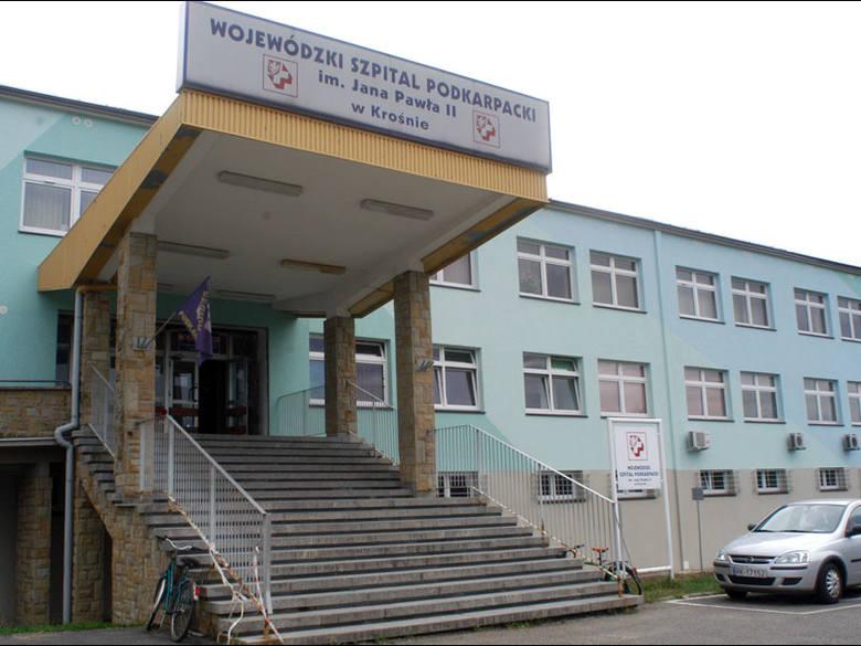 Rada szpitala w Krośnie nie zgadza na zamykanie oddziałów