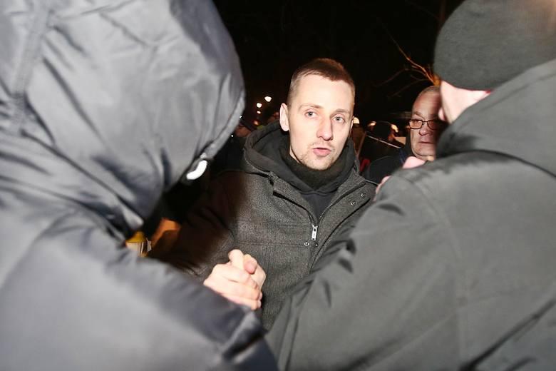 """W internecie na wydarzenie zapraszał były ksiądz Jacek Międlar, który zachęcał do wzięcia w nim udziału """"polskich patriotów upamiętniających"""