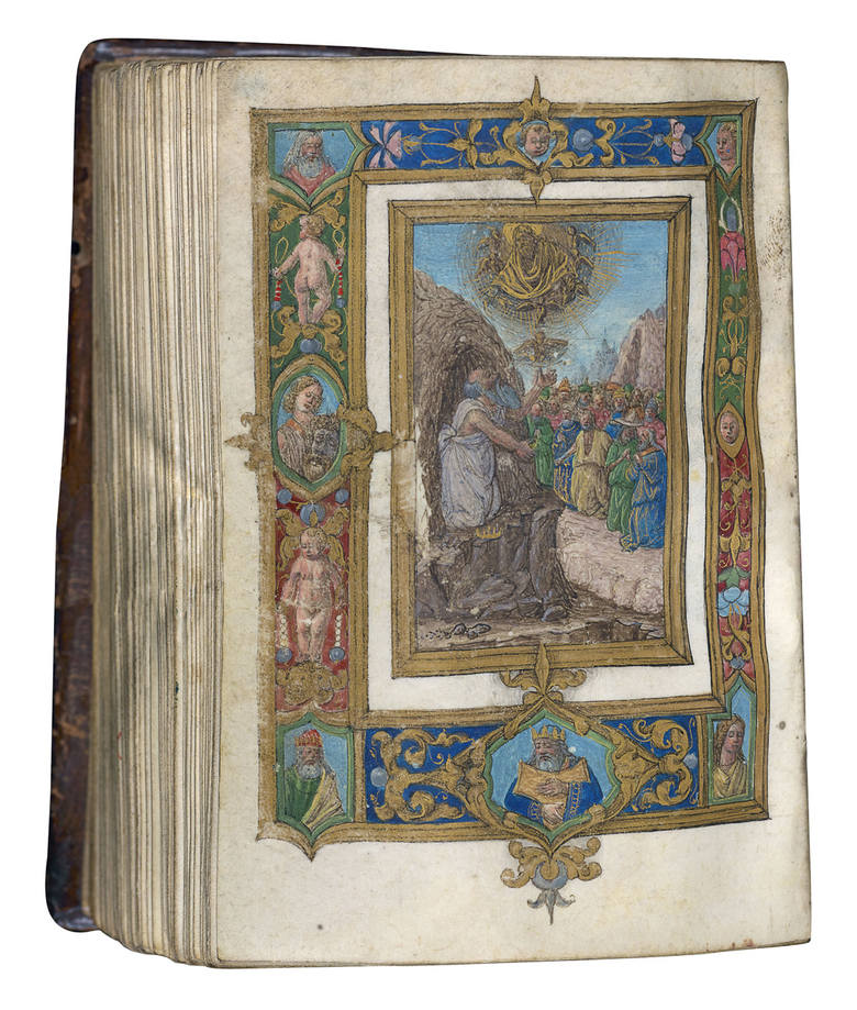 Po ponad 200 latach XV-wieczne Godzinki Wargockiego ponownie są w Polsce. Rękopis zawiera jeszcze wiele tajemnic, których badanie właśnie się zaczyna.