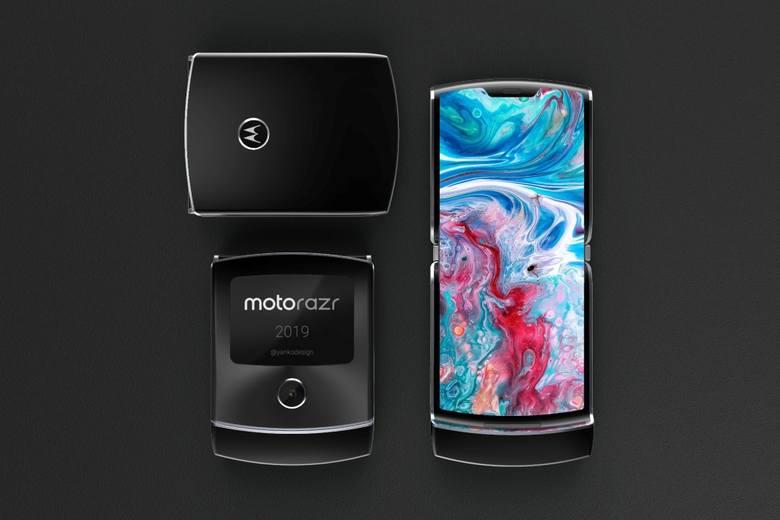 Motorola RAZR wróci w nowej odsłonie i ze składanym ekranem?