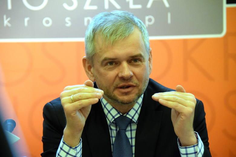 - Najlepsze działania w gospodarce odpadami to współdziałanie gmin - przekonuje Janusz Fic, prezes MPGK w Krośnie