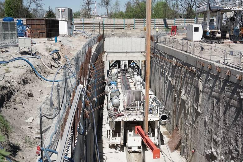 Zaczęło się drążenie tunelu średnicowego pod miastem