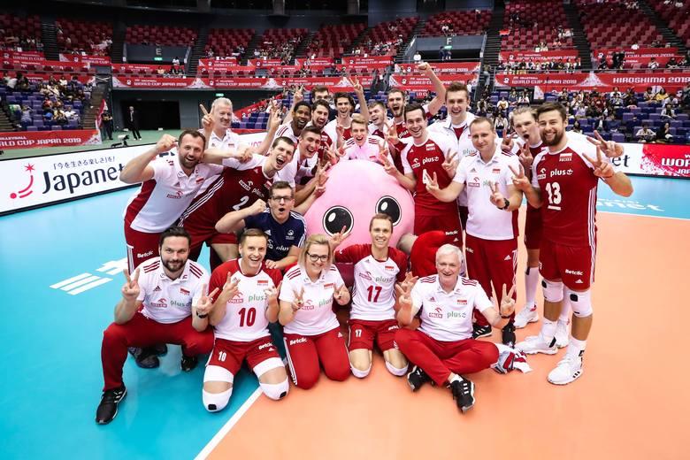 Puchar Świata siatkarzy. Zwycięstwo Polski nad Iranem w mgnieniu oka. Ekipa Heynena na kolejnym podium!