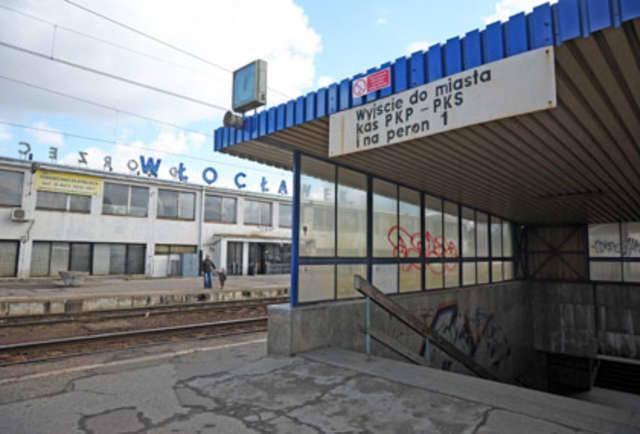 Czekając na stacji widmo