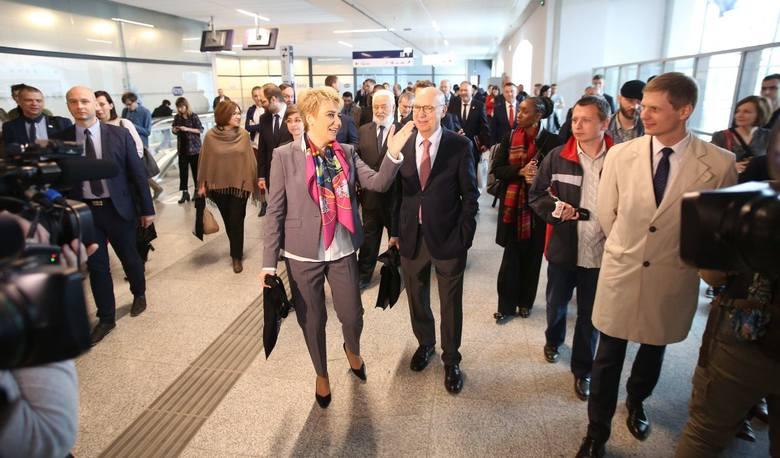 Delegaci z Paryża ocenią, czy w Łodzi może być Expo