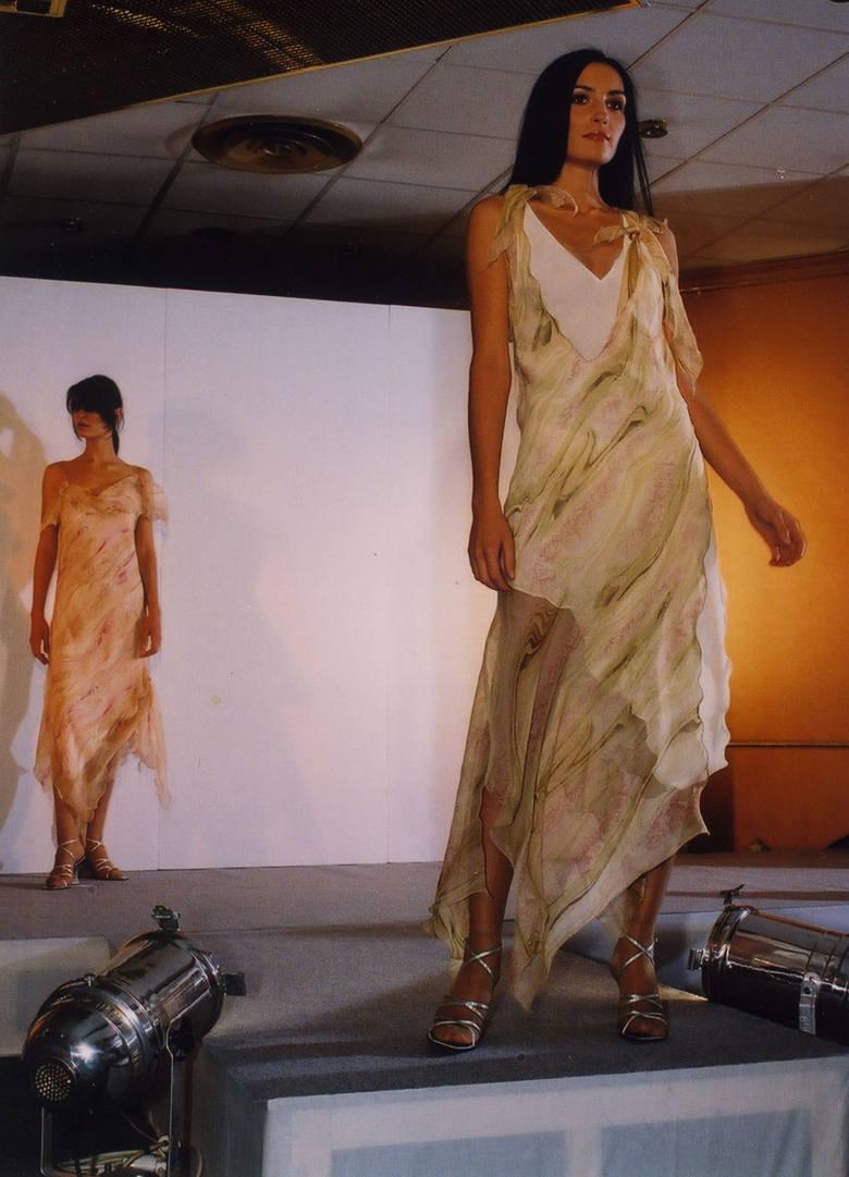 Pokazy mody z początku XXI wieku [ARCHIWALNE ZDJĘCIA]