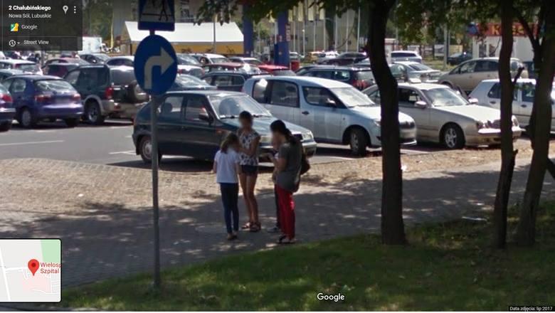 Zobacz kogo uchwyciły kamery Google Street View w Nowej Soli w latach 2012, 2013 i 2017 r.
