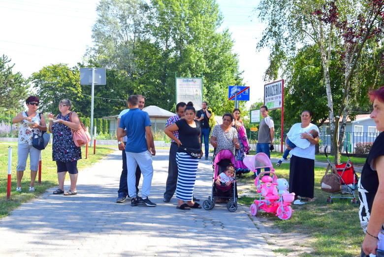 Impreza edukacyjna Stowarzyszenia Romów w Skierniewicach [ZDJĘCIA]