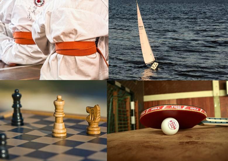 W Koszalinie działa około 50 klubów sportowych. Sprawdź listę!Zobacz także: Magazyn Sportowy GK24