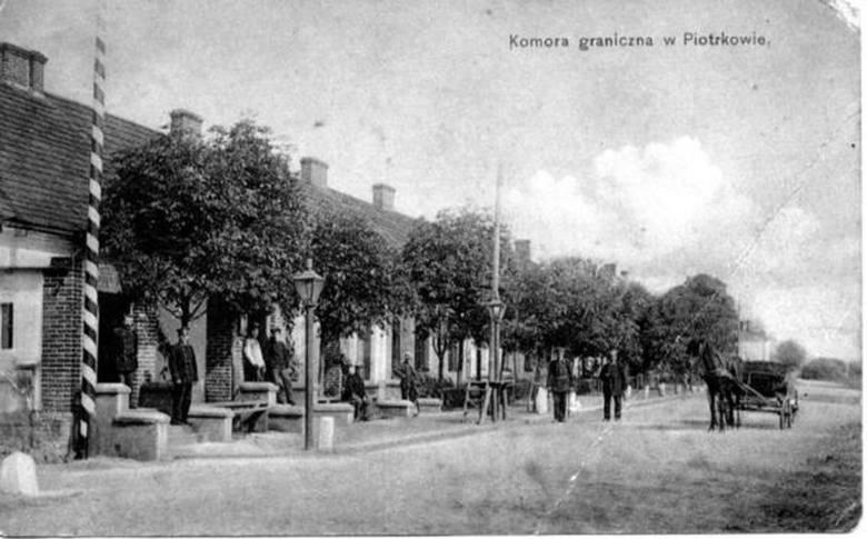 Oto Piotrków Kujawski - i najbliższe okolice - w archiwalnych  fotografiach na 100-lecie Niepodległej.Nieprzytomna i wychłodzona miesięczna dziewczynka